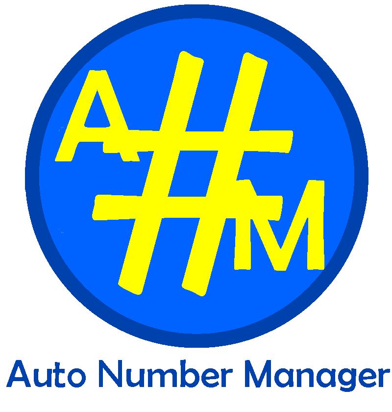 Auto Number Manager for XrmToolBox