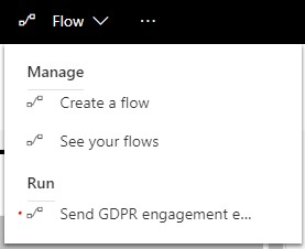 How to create a Flow