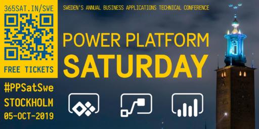 Power Platform Saturday Sweden
