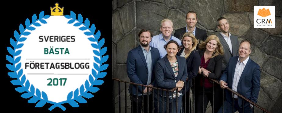 Sveriges bästa företagsblogg