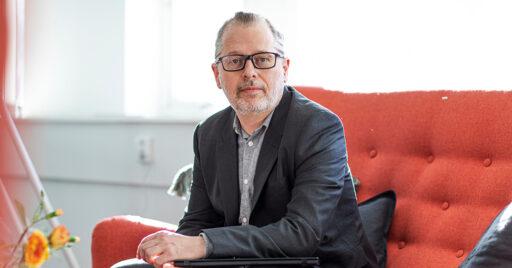 Patrik Magnusson, teamchef på CRM-Konsulterna
